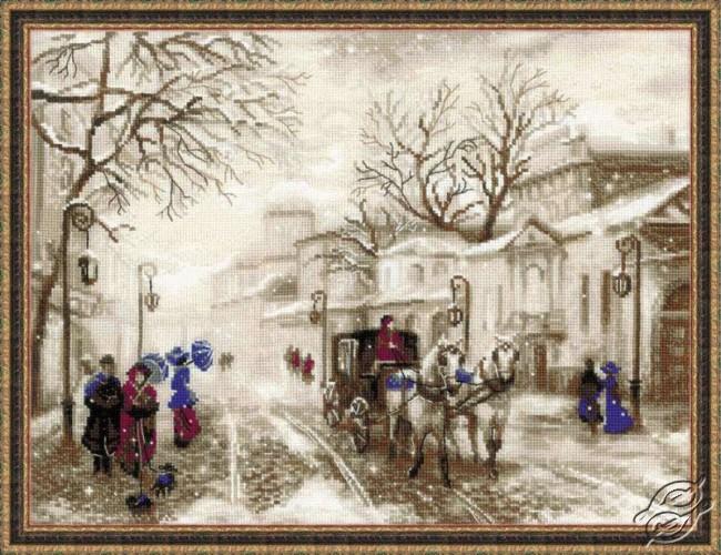 Old Street by RIOLIS - 1400