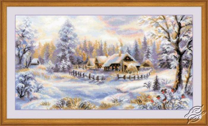 Winter Evening by RIOLIS - 1427