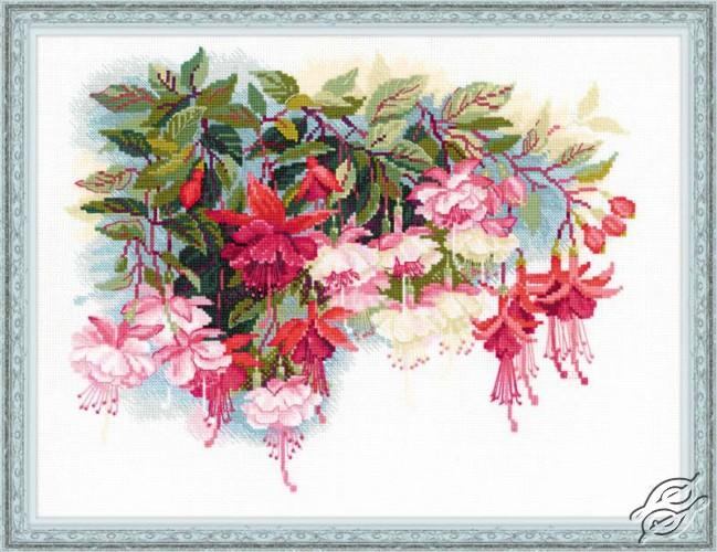 Fuchsia by RIOLIS - 1398