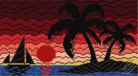 Palms by HaftiX - patterns - 01174
