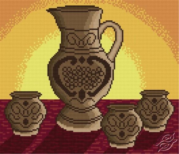 Jug by HaftiX - patterns - 1178