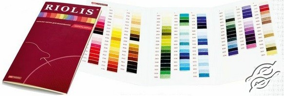 RIOLIS Woolen Yarn Catalog by RIOLIS - SC0001