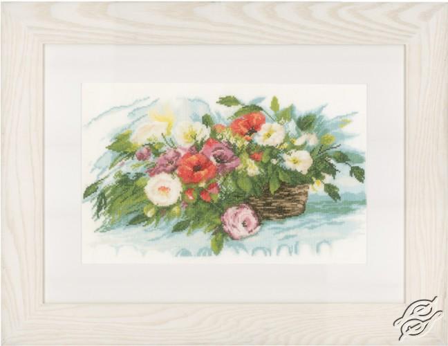 Flower Basket by Lanarte - PN-0149995