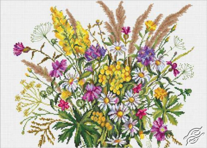 Wild Flowers by RTO - M301