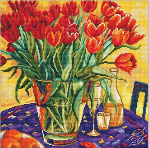Tulips On The Table by RTO - M376
