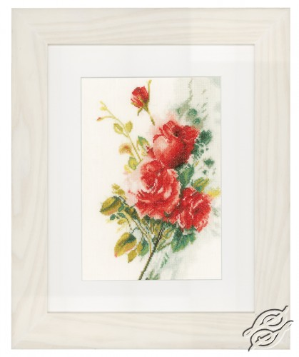Red Roses Bouquet by Lanarte - PN-0151016