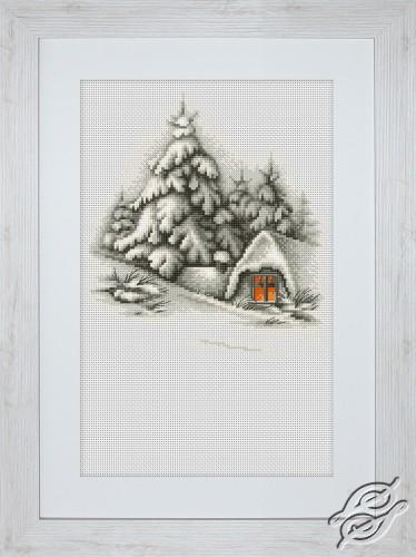 Winter Landscape by Luca-S - B2279