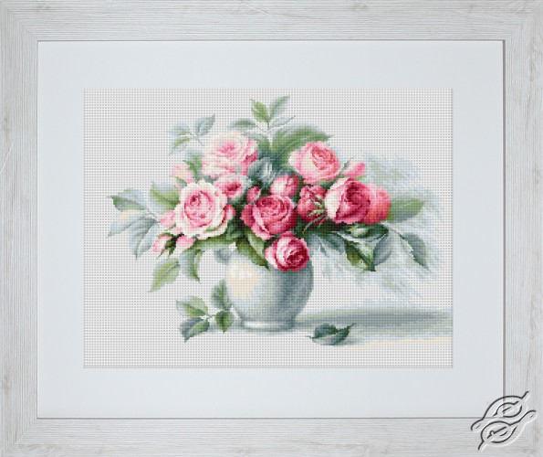 Etude with Roses by Luca-S - B2280