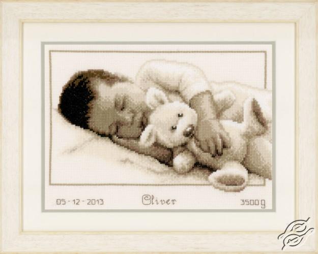 Cuddling by Vervaco - PN-0147889
