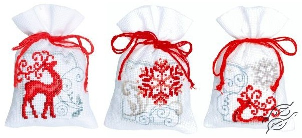 Snowflakes II by Vervaco - PN-0150820