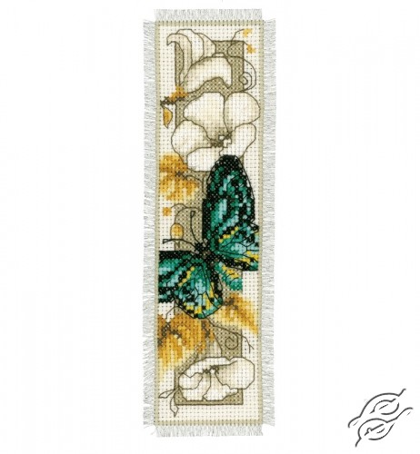 Bookmark - Butterfly I by Vervaco - PN-0145351
