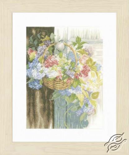 Flower Basket by Lanarte - PN-0154331