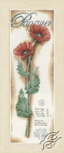 Red Poppies by Lanarte - PN-0154333