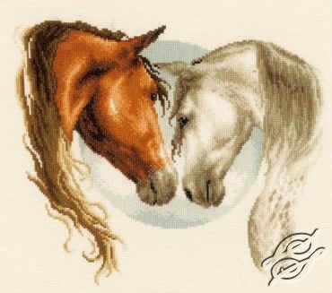 Equine Love by Vervaco - PN-0145112