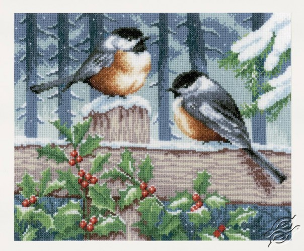 Winter Tits by Vervaco - PN-0021668