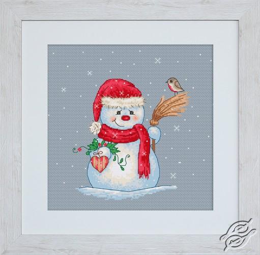 Snowman by Luca-S - B1049