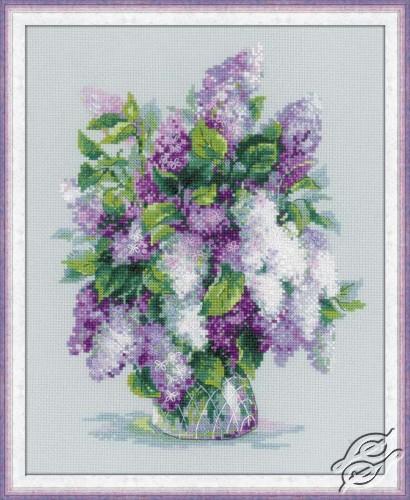 Gentle Lilac by RIOLIS - 1447