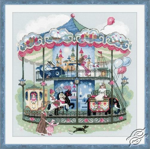 Carousel by RIOLIS - 1458