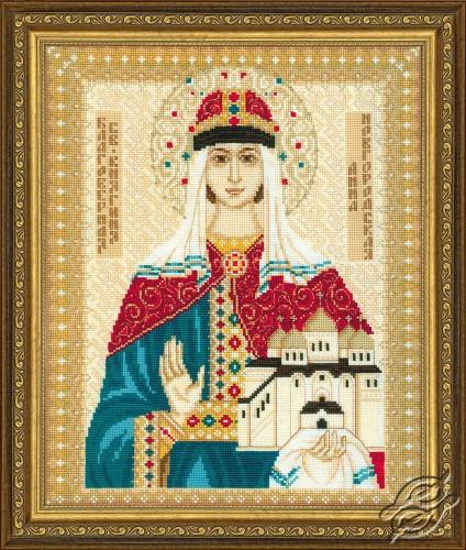 St. Anna of Novgorod by RIOLIS - 1454
