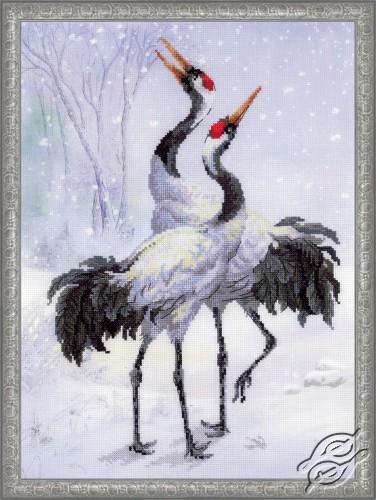 Cranes by RIOLIS - 0028-PT