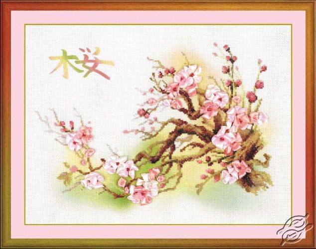 Branch of Sakura by RIOLIS - 0029-PT