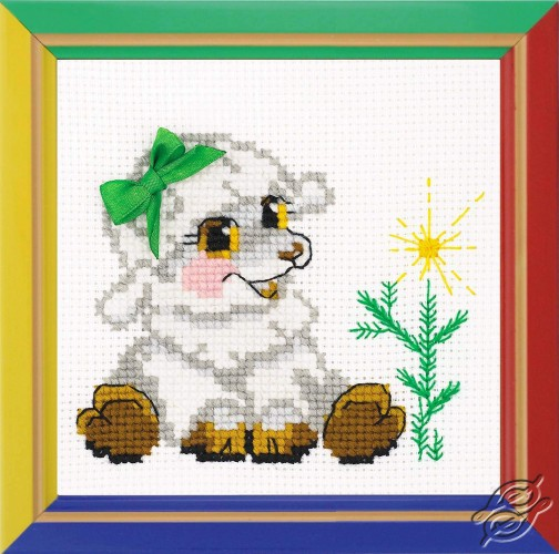 Little Lamb by RIOLIS - HB155