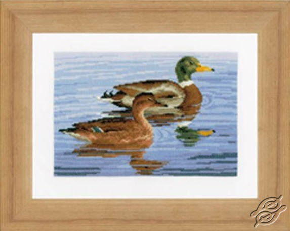 Family of Ducks by Vervaco - PN-0146589