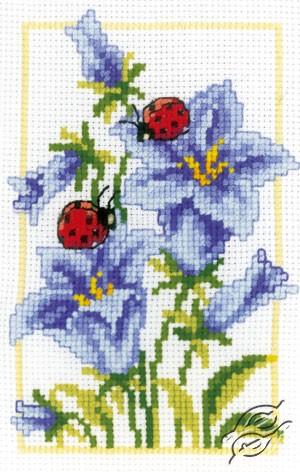 Bells Flowers by Vervaco - PN-0146885