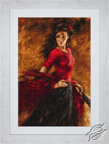 The Fan Dancer by Luca-S - G534