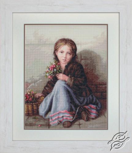 Little Flower Girl by Luca-S - G513