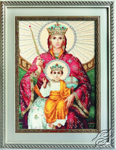 Icon of the Mother of God by Luca-S - BR113