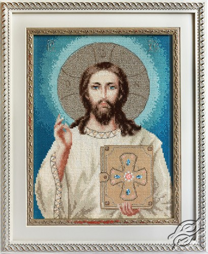 Jesus Christ by Luca-S - BR117