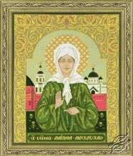 Saint Blessed Matrona of Moscow by RIOLIS - 1385