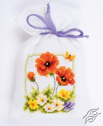 Wild Spring Flowers by Vervaco - PN-0145099