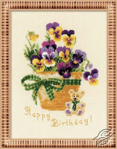 Happy Birthday by RIOLIS - 1270