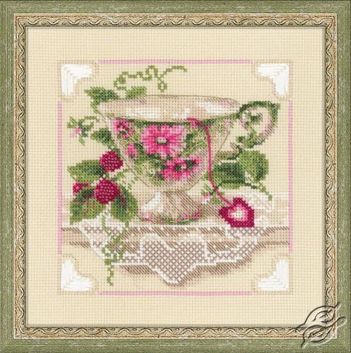 Raspberry Tea by RIOLIS - 1476