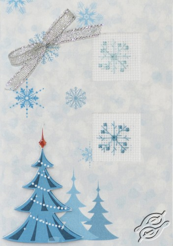Christmas Tree Card by Luca-S - SF-16