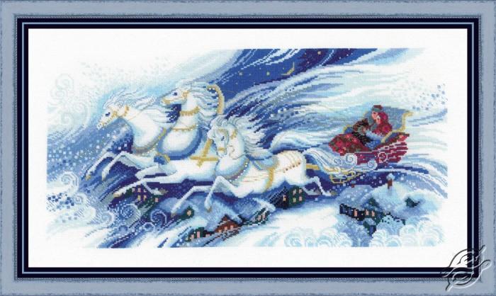 Magical Sleigh Ride by RIOLIS - 100/046