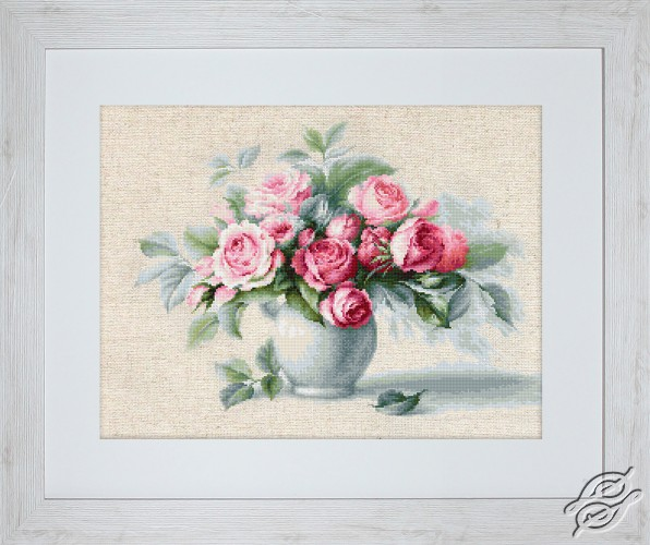 Etude With Roses by Luca-S - BL2280