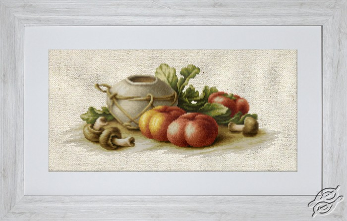 Still Life with Vegetables by Luca-S - BL2249