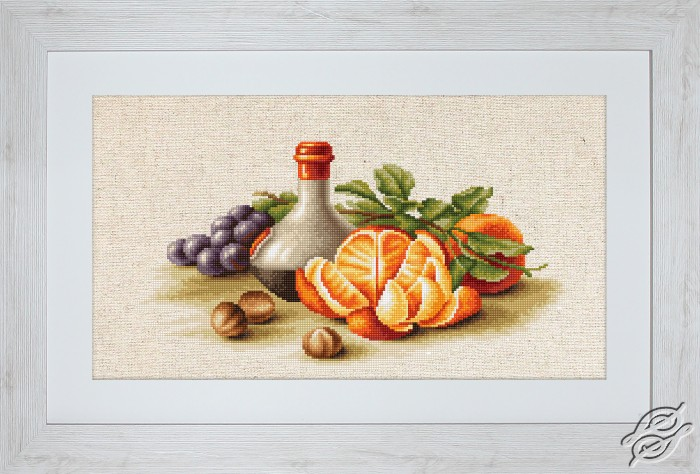 Still Life with Oranges by Luca-S - BL2250