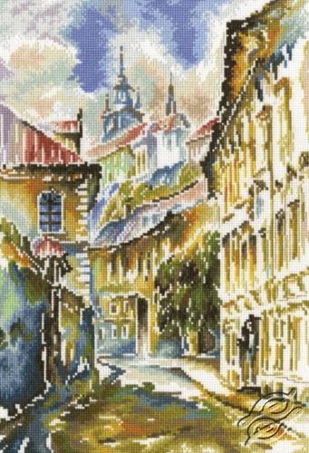 Watercolor Prague by RTO - M361