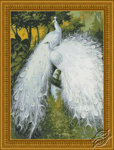 White Peacocks 2 by Kustom Krafts - 95183