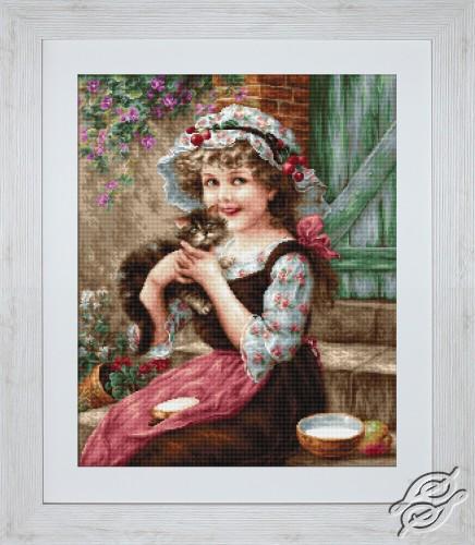 The Little Kitten by Luca-S - G538