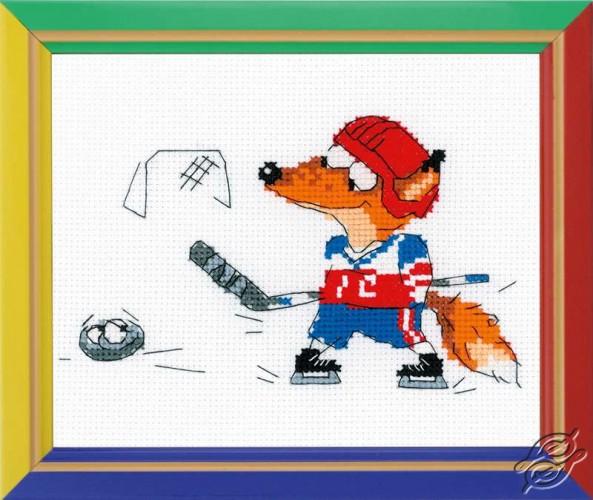 Hockey by RIOLIS - HB144