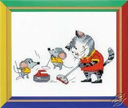 Curling by RIOLIS - HB146
