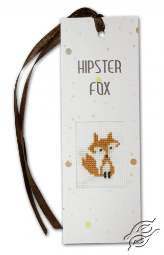Hipster Fox by Luca-S - N-26