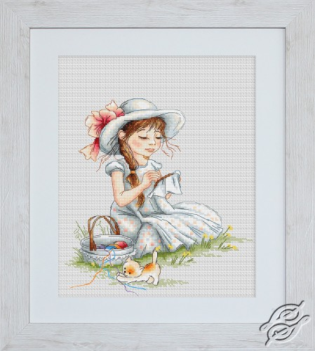 Embroidery by Luca-S - B1059
