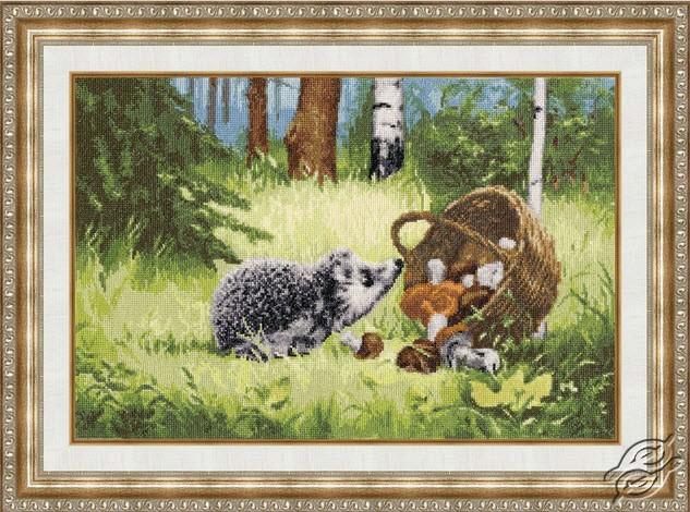 Hedgehog by Golden Fleece - Z-036