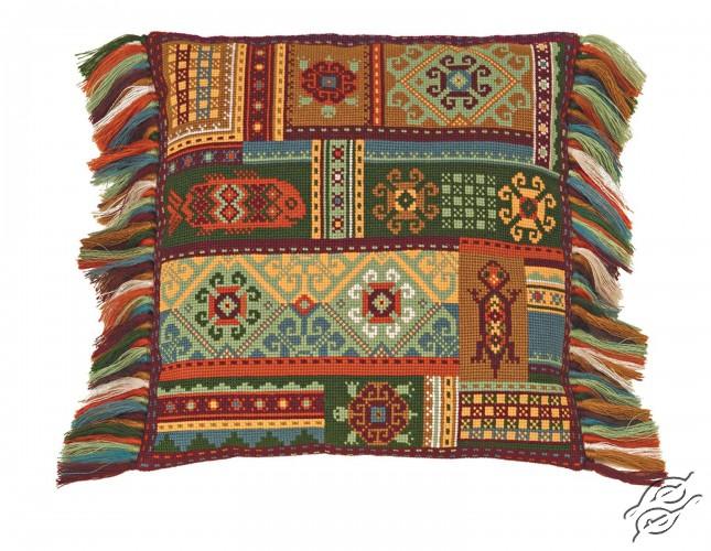 Terra Cushion by RIOLIS - 1483